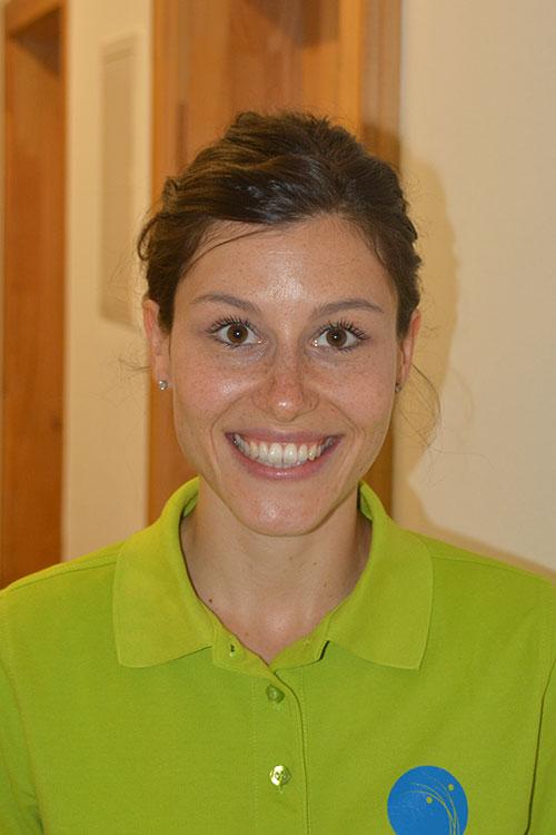 Johanna Schrick Physiotherapeutin Bamberg