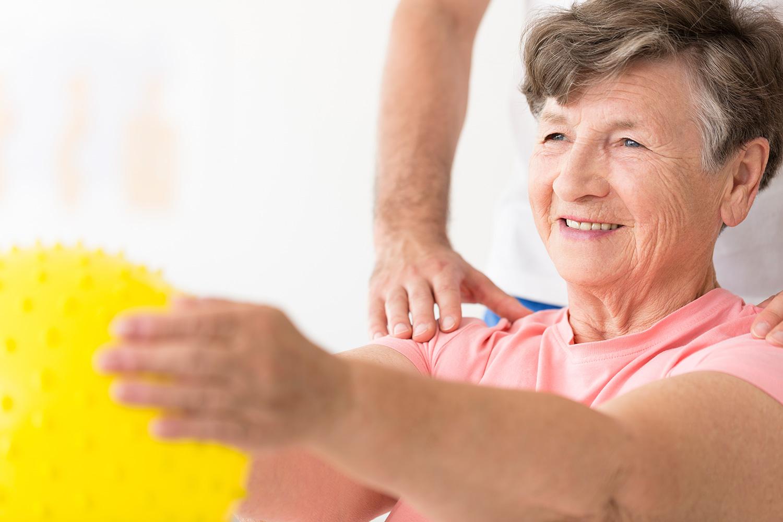 Physiotherapie - Bobath für Erwachsene